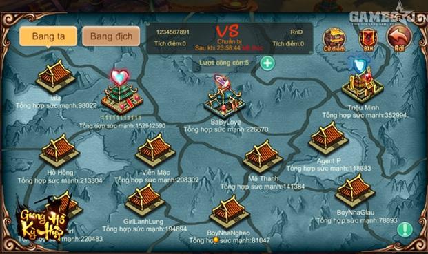 GameSao thân tặng 1000 VIPCode Giang Hồ Kỳ Hiệp mừng game Closed Beta - ảnh 6