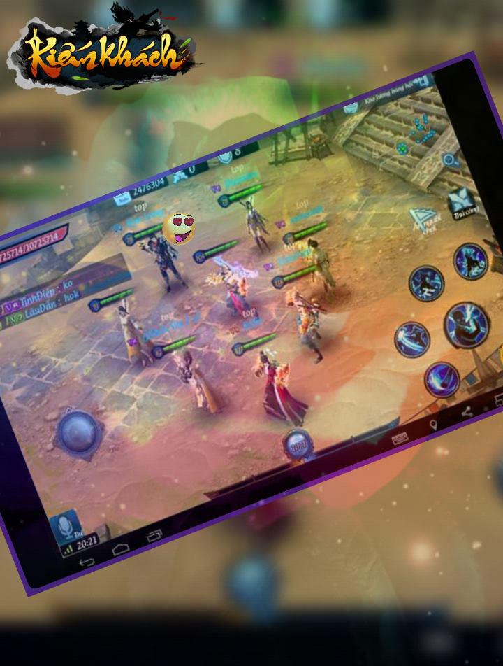 GameSao thân tặng 200 GiftCode Kiếm Khách mừng server mới Ảnh Kiếm - ảnh 2