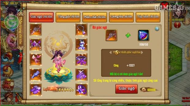 GameSao thân tặng 200 GiftCode Kiếm Thánh Mobile mừng xuân với Vạn Đạo Kiếm Tôn - ảnh 4