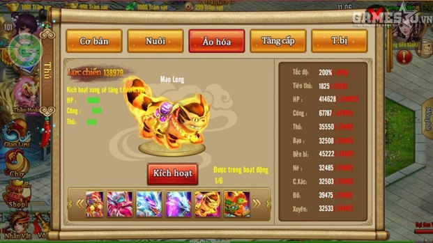 GameSao thân tặng 200 GiftCode Kiếm Thánh Mobile mừng xuân với Vạn Đạo Kiếm Tôn - ảnh 6