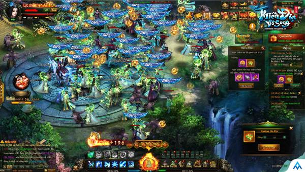 GameSao thân tặng 200 GiftCode Thiên Địa Vô Song mừng Open Beta - ảnh 1