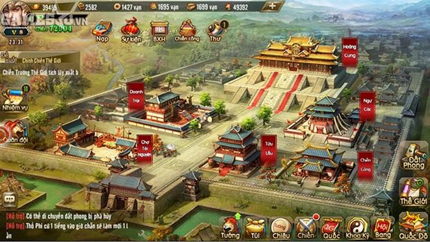 GameSao thân tặng 300 GiftCode Điêu Thuyền mừng Tam Quốc Bá Nghiệp ra mắt - ảnh 2