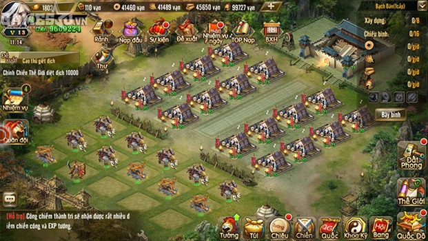 GameSao thân tặng 300 GiftCode Điêu Thuyền mừng Tam Quốc Bá Nghiệp ra mắt - ảnh 3