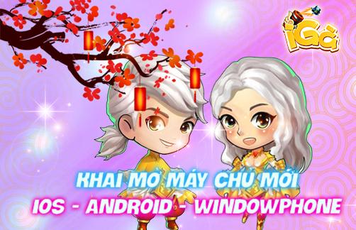 GameSao thân tặng 300 GiftCode iGà phiên bản WindowPhones mừng server GÀ VIP - ảnh 2