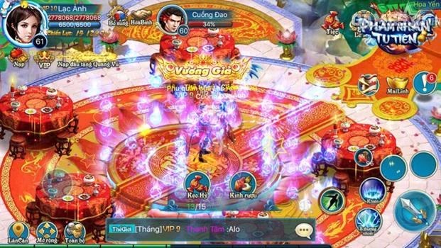 GameSao thân tặng 600 GiftCode Phàm Nhân Tu Tiên mừng Closed Beta - ảnh 2