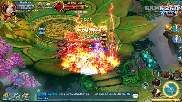GameSao thân tặng 600 GiftCode Phàm Nhân Tu Tiên mừng Closed Beta - ảnh 3