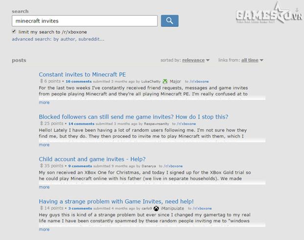 Hàng loạt game thủ khó chịu vì bị mời chơi Minecraft - ảnh 2