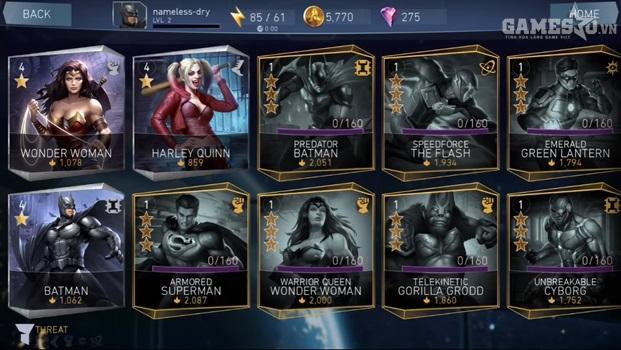 Injustice 2 - Tựa game kết hợp giữa các siêu anh hùng và Mortal Kombat - ảnh 4