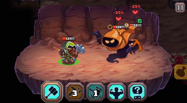 Mine Quest 2 - Thú vị với tựa game đào vàng dễ gây nghiện - ảnh 3