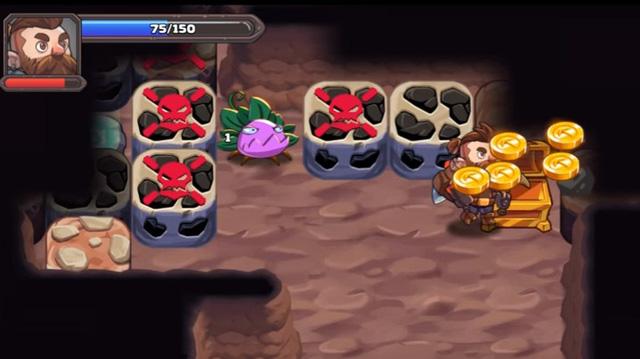 Mine Quest 2 - Thú vị với tựa game đào vàng dễ gây nghiện - ảnh 4