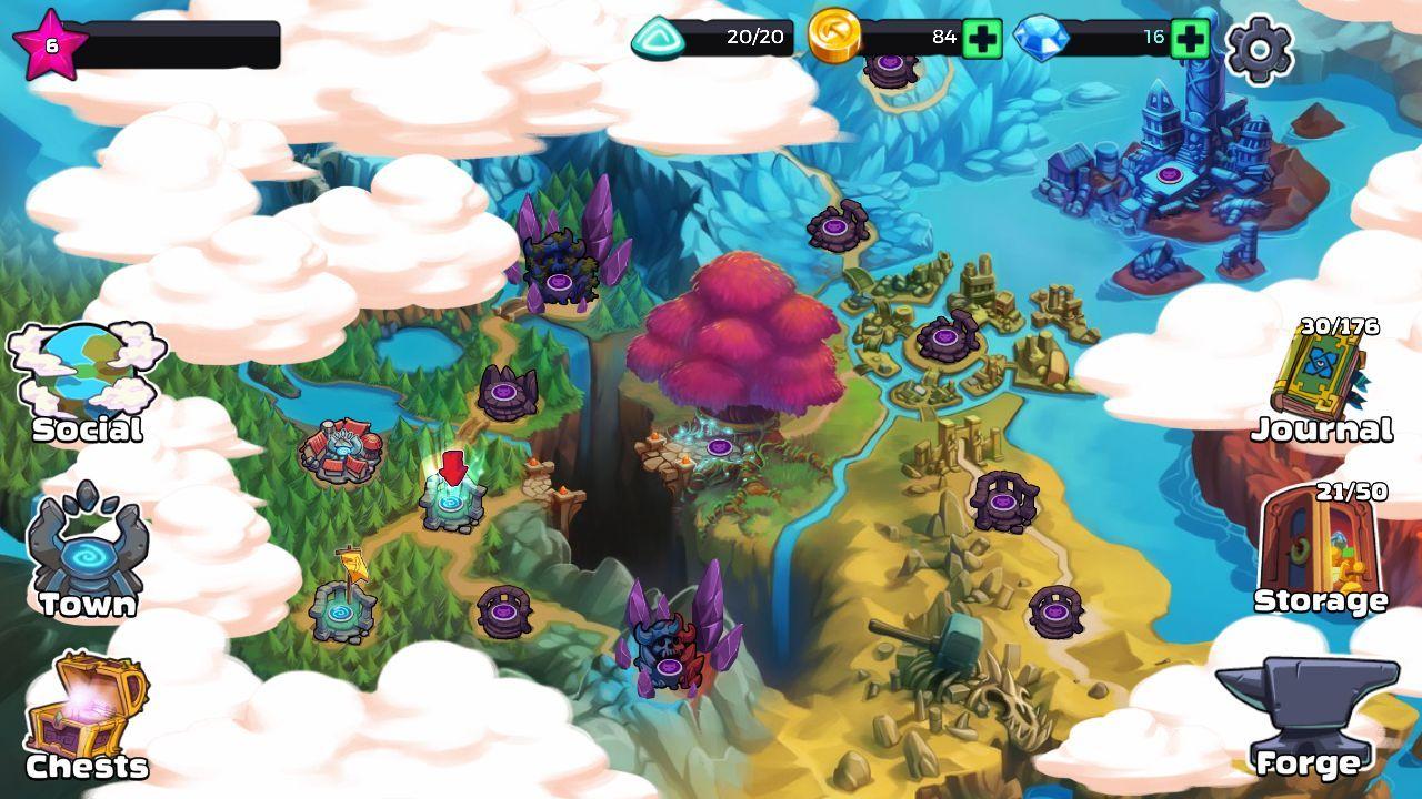 Mine Quest 2 - Thú vị với tựa game đào vàng dễ gây nghiện - ảnh 2
