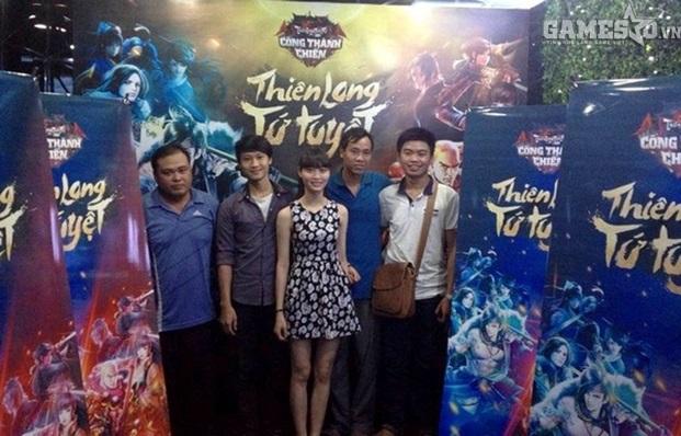 Thiên Long Tứ Tuyệt đòi hỏi sự phối hợp ăn ý của 4 đồng đội trong team.