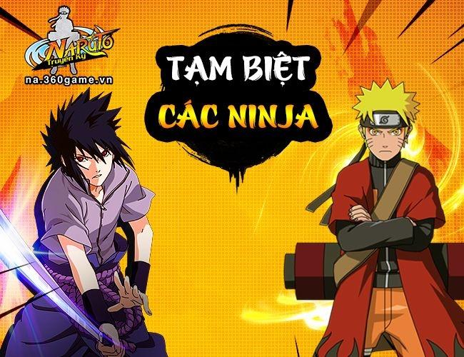 Naruto Truyền Kỳ chính thức nói lời tạm biệt game thủ sau 6 tháng vận hành - ảnh 3