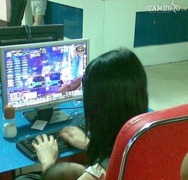 Ai có vợ hoặc người yêu mê chơi game thì nên cảnh giác thận trọng!