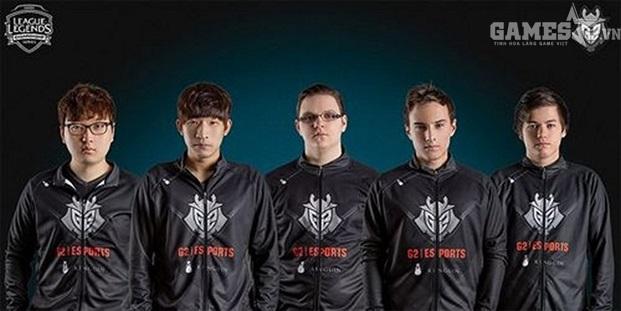 G2 Esports sở hữu trong đội tuyển người đi jung Trick tài năng và cặp đôi đường dưới của đội tuyển Origen mùa trước