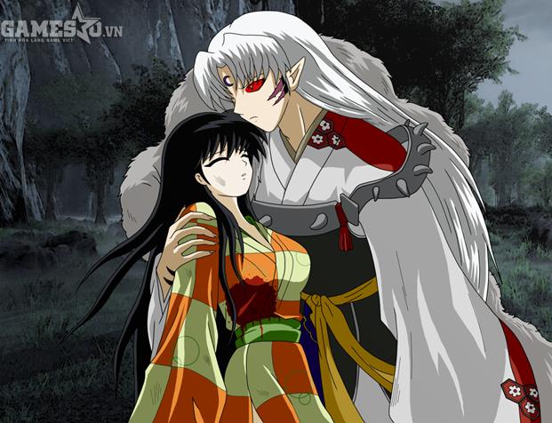 Sesshomaru thừa nhận Rin thay đổi cuộc đời hắn