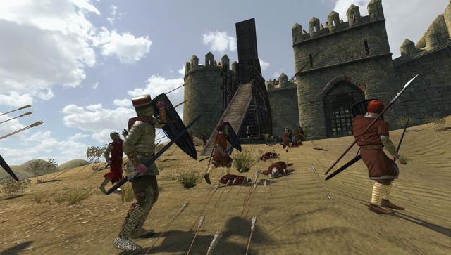 Những tựa game cực hay được dựng bối cảnh thời trung cổ - ảnh 6