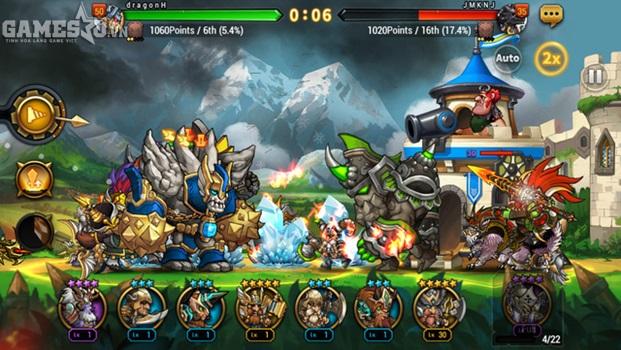 Những tựa game mobile siêu hay nhưng bạn không mất phí để tải - ảnh 4