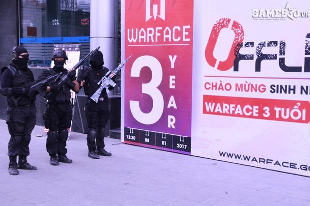 GameSao thân tặng 100 VIPCODE Warface mừng sinh nhật 3 tuổi - ảnh 1