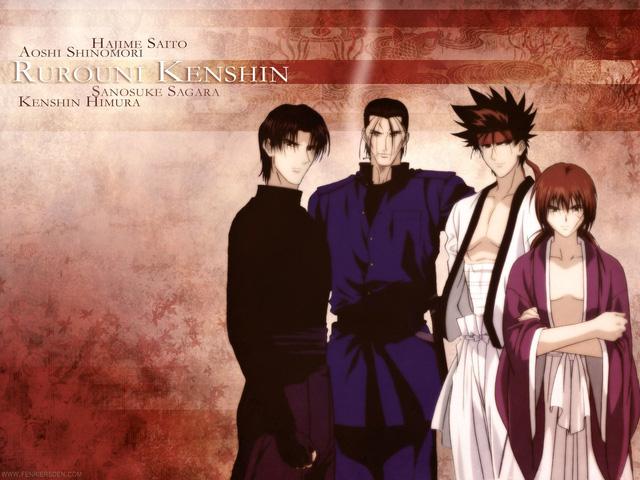Rurouni Kenshin sắp có phiên bản game trên mobile - ảnh 3