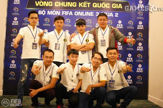 Các VĐV xuất sắc đến từ các giải đấu quốc nội như National Championship
