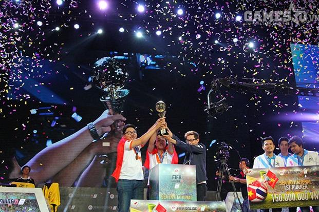 SEA Invitational với 5 quốc gia tham dự từng là giải đấu lớn nhất Đông Nam Á
