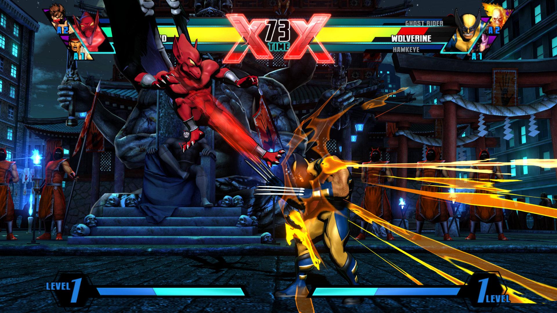 Siêu phẩm Marvel vs Capcom 4 sẽ được ra mắt vào năm 2017 - ảnh 2