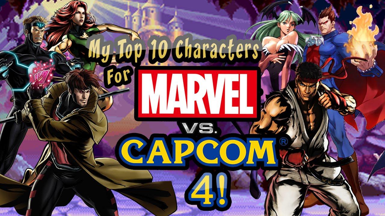 Siêu phẩm Marvel vs Capcom 4 sẽ được ra mắt vào năm 2017 - ảnh 1