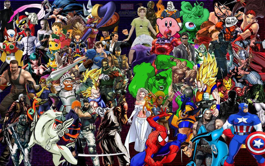 Siêu phẩm Marvel vs Capcom 4 sẽ được ra mắt vào năm 2017 - ảnh 3