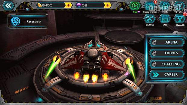 Space Racing 2 - Thú vị tựa game đua xe kết hợp bắn súng - ảnh 4