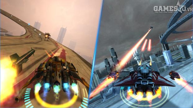Space Racing 2 - Thú vị tựa game đua xe kết hợp bắn súng - ảnh 5