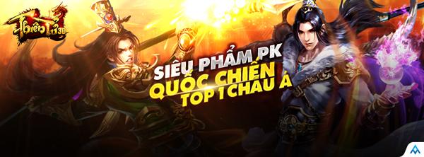 Thiên Tử 3D - Bom tấn của VTC Game lộ ảnh Việt hóa cực đẹp - ảnh 2