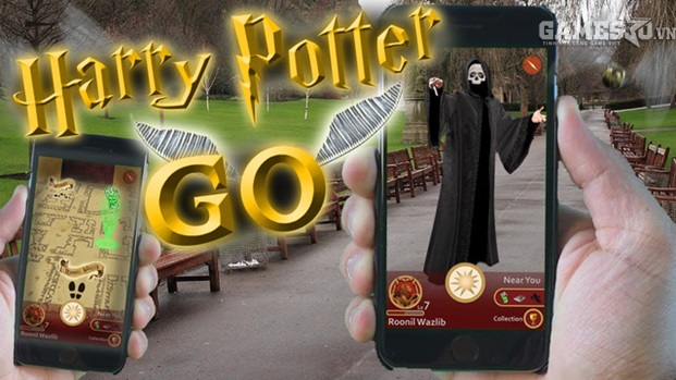 Tiếp nối Pokemon GO, Harry Potter GO sắp được ra mắt - ảnh 1