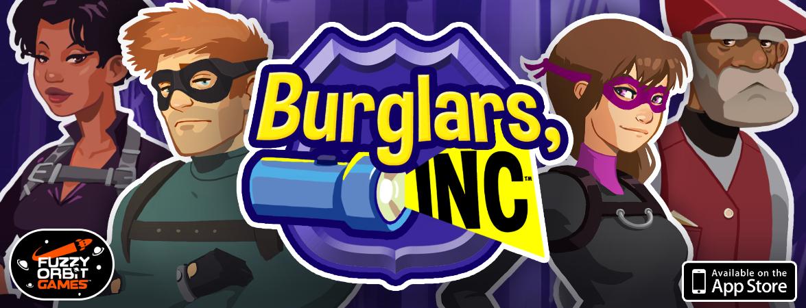 Trở thành tên trộm cướp trong tựa game xếp hình Burglar, Inc - ảnh 1