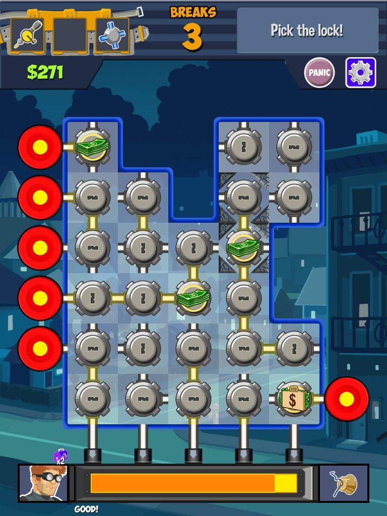 Trở thành tên trộm cướp trong tựa game xếp hình Burglar, Inc - ảnh 5