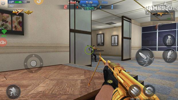 Hình ảnh in-game của Truy Kích Mobile