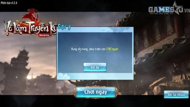 VNG chính thức đưa ra thông báo tình hình ngày đầu Closed Beta Võ Lâm Truyền Kỳ Mobile - ảnh 4