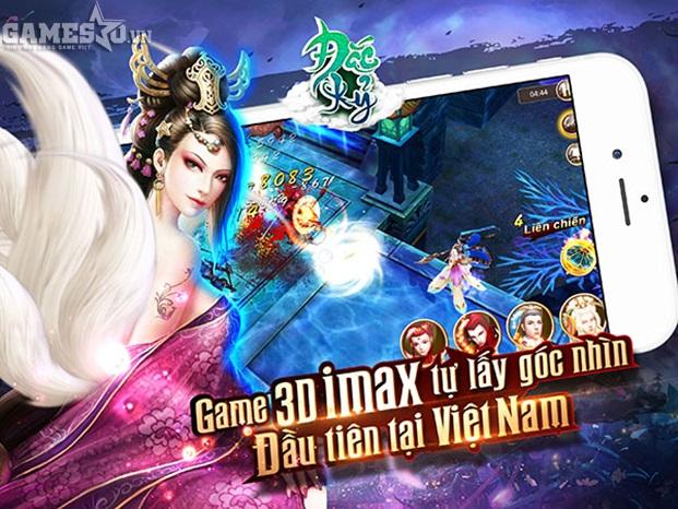 Đắc Kỷ là trựa game tự động lấy góc nhìn đầu tiên tại Việt Nam