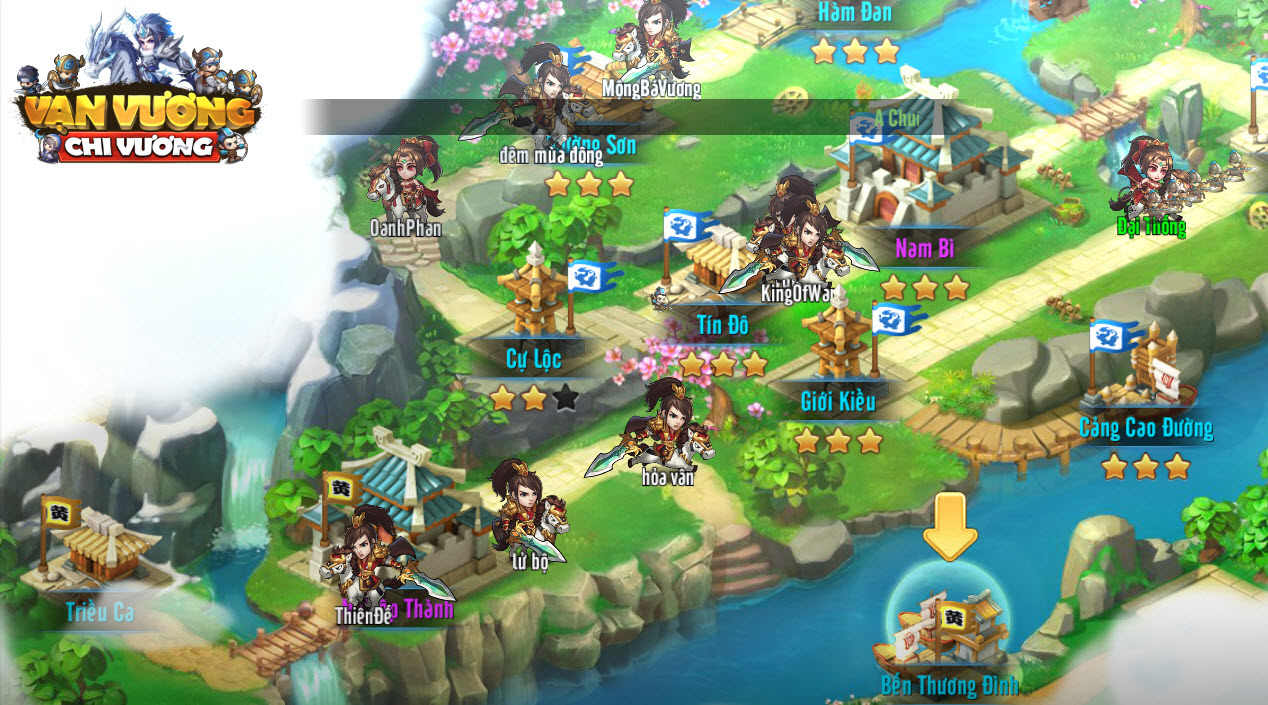 GameSao thân tặng 200 GiftCode Vạn Vương Chi Vương dành cho tân thủ - ảnh 3