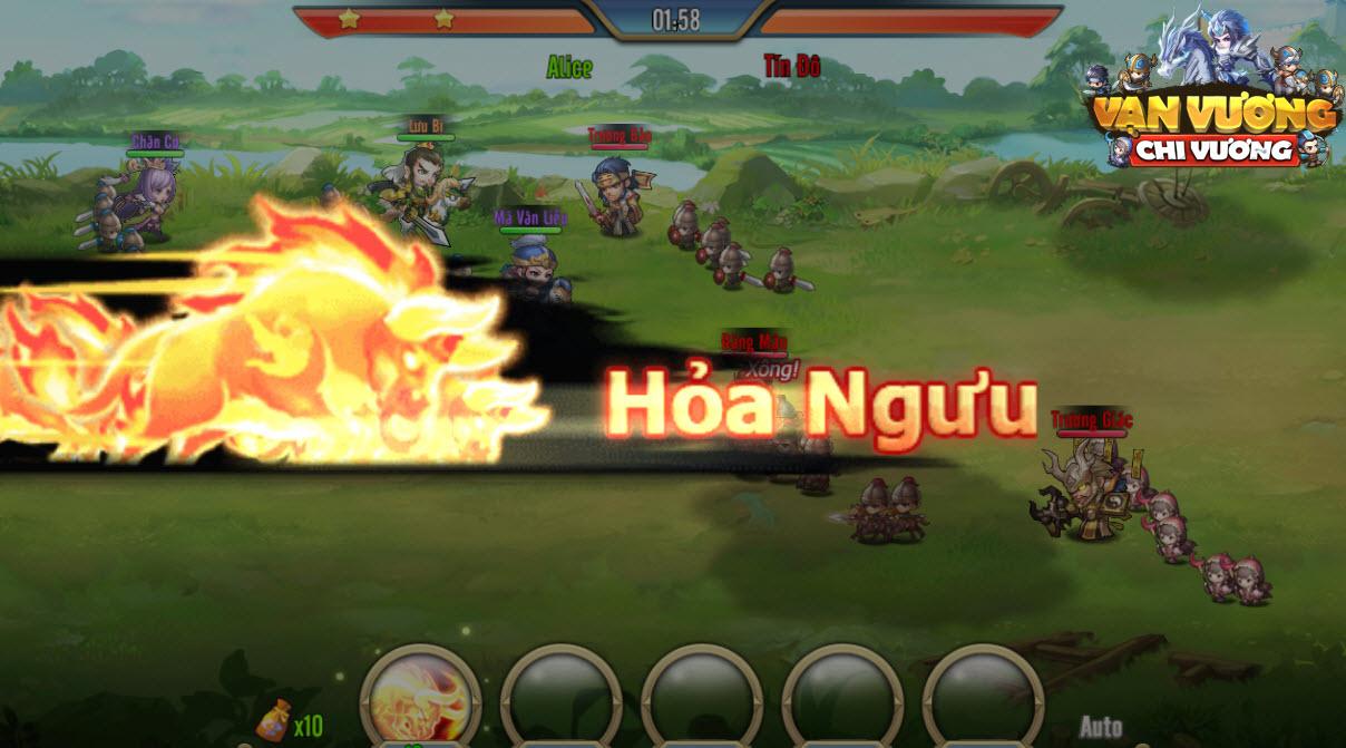 GameSao thân tặng 200 GiftCode Vạn Vương Chi Vương dành cho tân thủ - ảnh 5