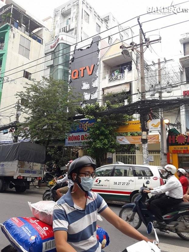 Quán net của QTV đang được gấp rút hoàn thành - Nguồn: Group Friends Forever QTV Gaming- FFQ Gaming