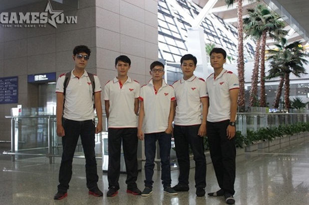 Begin tại CrossFire ProLeague Asia 2013