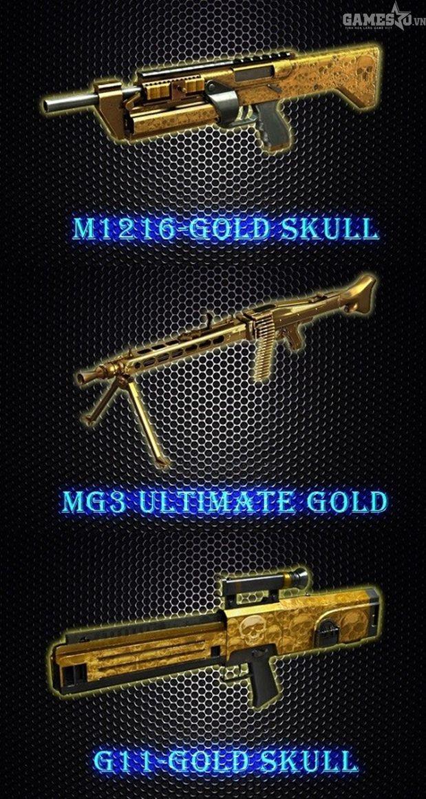 Trải nghiệm cảm giác trượt ván bắn súng trong Đột ... M1216 Gold