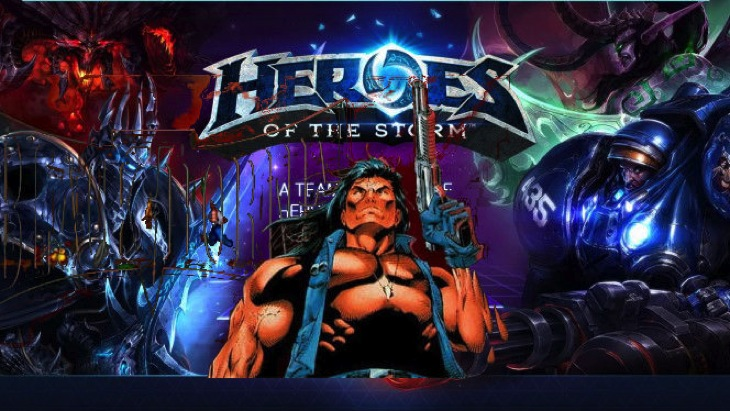 Heroes of the Storm lọt vào top 10