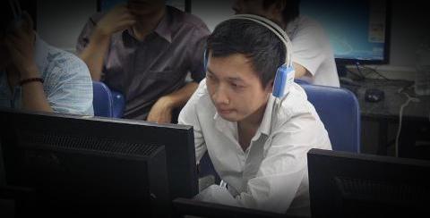 Game thủ AOE Hoàng Mai Nhi.
