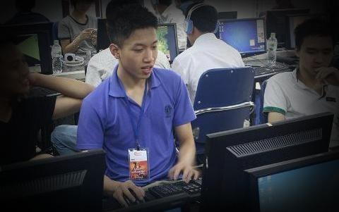 9x Pro, một gương mặt trẻ triển vọng của làng AOE Việt.