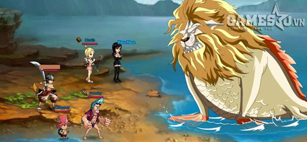 Có quá nhiều game One Piece không rõ nguồn gốc xuất xứ