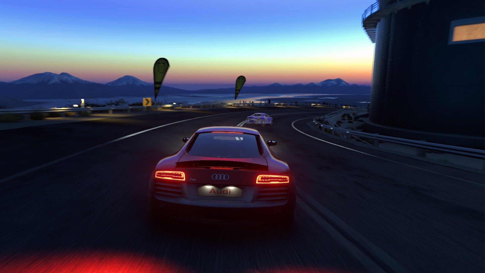 GameSpot cho rằng Driveclub có đồ họa khá đẹp