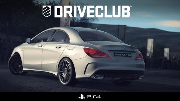 Driveclub đã được chính thức bày bán