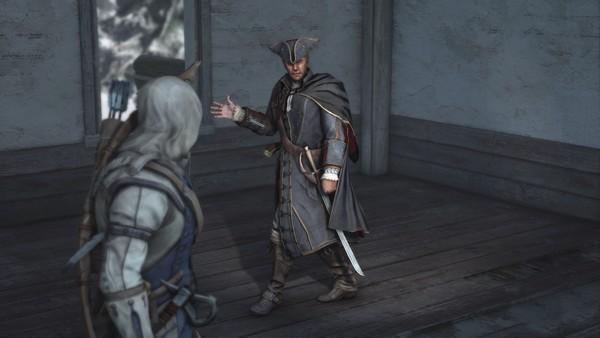 Comet có thể là phiên bản làm rõ cho những sự kiện giữa Assassin's Creed IV và III.